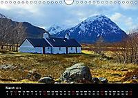 Scotland's Lochs and Mountains (Wall Calendar 2019 DIN A4 Landscape) - Produktdetailbild 3