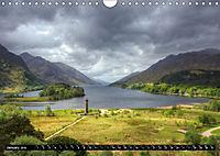 Scotland's unique landscapes (Wall Calendar 2019 DIN A4 Landscape) - Produktdetailbild 1