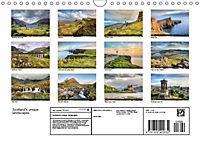 Scotland's unique landscapes (Wall Calendar 2019 DIN A4 Landscape) - Produktdetailbild 13
