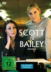 Scott & Bailey - Staffel 5, Scott & Bailey