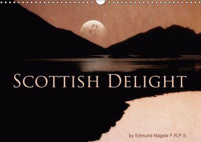 Scottish Delight (Wall Calendar 2019 DIN A3 Landscape), Edmund Nagele F.R.P.S.