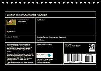 Scottish Terrier - Charmantes Rauhbein (Tischkalender 2019 DIN A5 quer) - Produktdetailbild 13