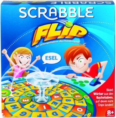 Scrabble (Spiel), Flip