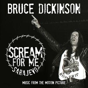 Scream For Me Sarajevo (2 LPs), Bruce Dickinson