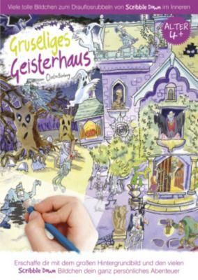 Scribble Down - Gruseliges Geisterhaus