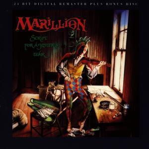 Script For A Jester'S Tear (+B, Marillion