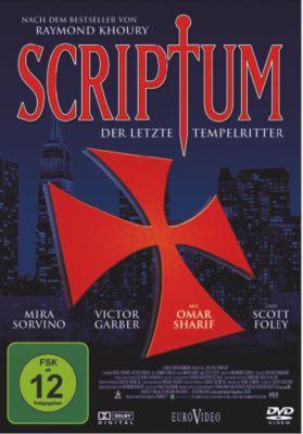 Scriptum - Der letzte Tempelritter, Raymond Khoury