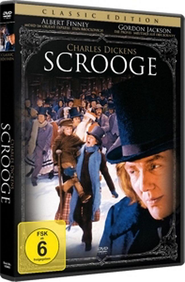 Scrooge, DVD DVD jetzt bei Weltbild.de online bestellen