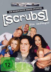 Scrubs: Die Anfänger - Die komplette erste Staffel