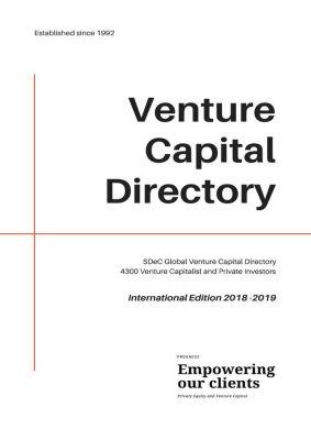 SDeC Global Venture Capital Directory, Heinz Duthel
