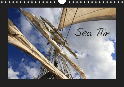 Sea Air / UK-Version (Wall Calendar 2019 DIN A4 Landscape), Angelika Kimmig