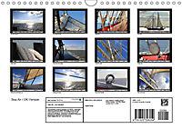 Sea Air / UK-Version (Wall Calendar 2019 DIN A4 Landscape) - Produktdetailbild 13