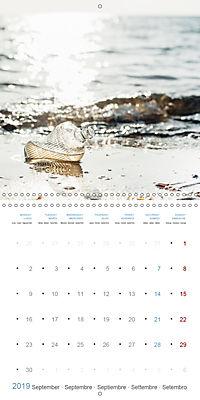 Sea Longing (Wall Calendar 2019 300 × 300 mm Square) - Produktdetailbild 9