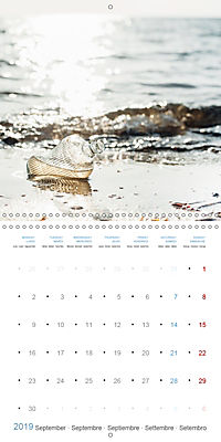 Sea Longing (Wall Calendar 2019 300 × 300 mm Square) - Produktdetailbild 9