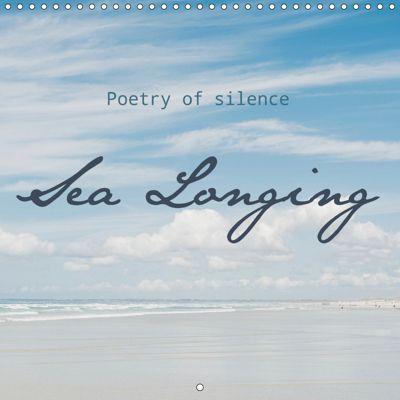 Sea Longing (Wall Calendar 2019 300 × 300 mm Square), Jana Mänz