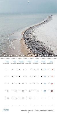 Sea Longing (Wall Calendar 2019 300 × 300 mm Square) - Produktdetailbild 1