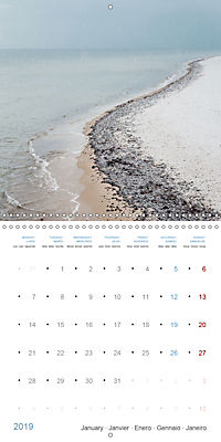 Sea Longing (Wall Calendar 2019 300 × 300 mm Square) - Produktdetailbild 1