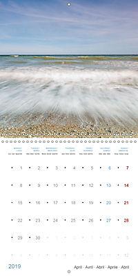 Sea Longing (Wall Calendar 2019 300 × 300 mm Square) - Produktdetailbild 4