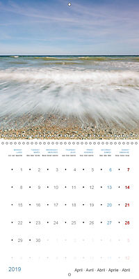 Sea Longing (Wall Calendar 2019 300 × 300 mm Square) - Produktdetailbild 4