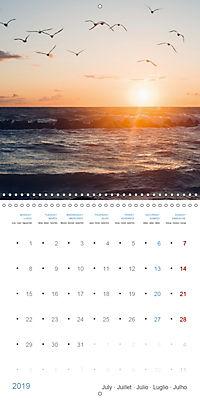 Sea Longing (Wall Calendar 2019 300 × 300 mm Square) - Produktdetailbild 7