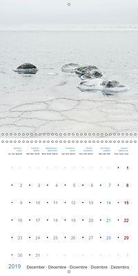 Sea Longing (Wall Calendar 2019 300 × 300 mm Square) - Produktdetailbild 12