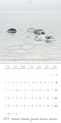 Sea Longing (Wall Calendar 2019 300 × 300 mm Square) - Produktdetailbild 12
