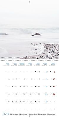 Sea Longing (Wall Calendar 2019 300 × 300 mm Square) - Produktdetailbild 11