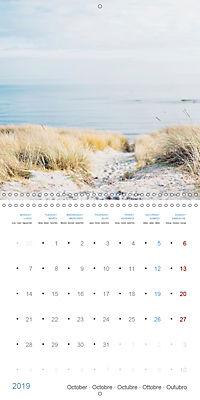 Sea Longing (Wall Calendar 2019 300 × 300 mm Square) - Produktdetailbild 10