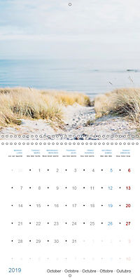 Sea Longing (Wall Calendar 2019 300 × 300 mm Square) - Produktdetailbild 10