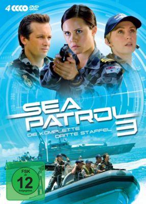 Sea Patrol - Staffel 3, John Batchelor, Saskia Burmeister, Matthew Holmes