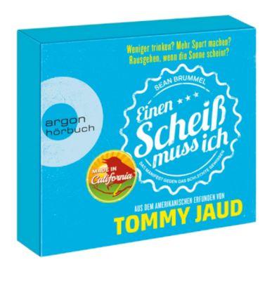 Sean Brummel: Einen Scheiß muss ich, 5 Audio-CDs, Tommy Jaud