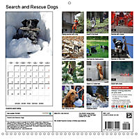 Search and Rescue Dogs (Wall Calendar 2019 300 × 300 mm Square) - Produktdetailbild 13