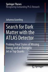 Search for Dark Matter with the ATLAS Detector, Johanna Gramling