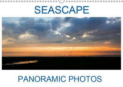 Seascape panoramic photos (Wall Calendar 2019 DIN A3 Landscape), Anette and Thomas Jaeger, Anette Jaeger