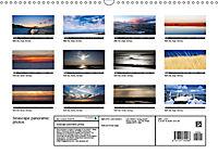 Seascape panoramic photos (Wall Calendar 2019 DIN A3 Landscape) - Produktdetailbild 13