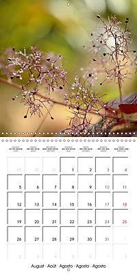 Seasonal macros (Wall Calendar 2019 300 × 300 mm Square) - Produktdetailbild 8