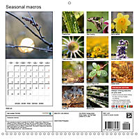 Seasonal macros (Wall Calendar 2019 300 × 300 mm Square) - Produktdetailbild 13