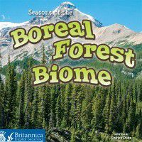 Seasons of the Boreal Forest Biome, Shirley Duke