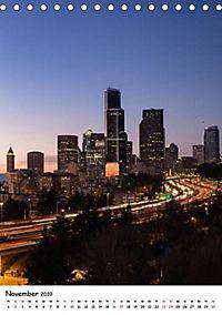 Seattle - Moderne Stadt des Nordwestens (Tischkalender 2019 DIN A5 hoch) - Produktdetailbild 11