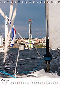 Seattle - Moderne Stadt des Nordwestens (Tischkalender 2019 DIN A5 hoch) - Produktdetailbild 6