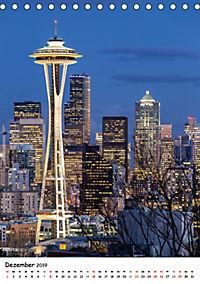 Seattle - Moderne Stadt des Nordwestens (Tischkalender 2019 DIN A5 hoch) - Produktdetailbild 12