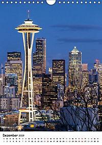Seattle - Moderne Stadt des Nordwestens (Wandkalender 2019 DIN A4 hoch) - Produktdetailbild 12
