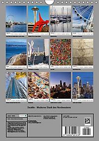Seattle - Moderne Stadt des Nordwestens (Wandkalender 2019 DIN A4 hoch) - Produktdetailbild 13