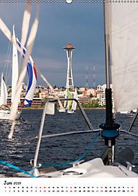 Seattle - Moderne Stadt des Nordwestens (Wandkalender 2019 DIN A2 hoch) - Produktdetailbild 6