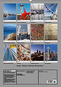 Seattle - Moderne Stadt des Nordwestens (Wandkalender 2019 DIN A2 hoch) - Produktdetailbild 13
