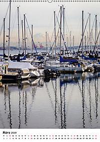 Seattle - Moderne Stadt des Nordwestens (Wandkalender 2019 DIN A2 hoch) - Produktdetailbild 3