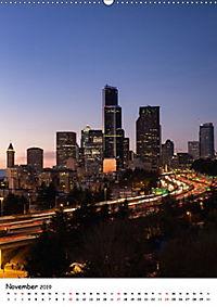 Seattle - Moderne Stadt des Nordwestens (Wandkalender 2019 DIN A2 hoch) - Produktdetailbild 11