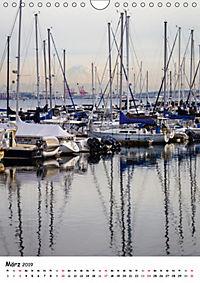 Seattle - Moderne Stadt des Nordwestens (Wandkalender 2019 DIN A4 hoch) - Produktdetailbild 3