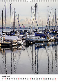 Seattle - Moderne Stadt des Nordwestens (Wandkalender 2019 DIN A3 hoch) - Produktdetailbild 3