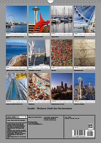 Seattle - Moderne Stadt des Nordwestens (Wandkalender 2019 DIN A3 hoch) - Produktdetailbild 13